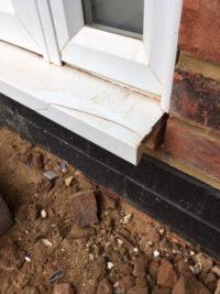 UPVC Window Sill Repair Enfield